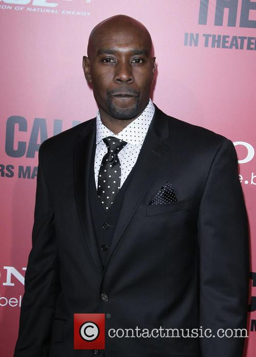 morris chestnut los angeles premiere of the 3541144