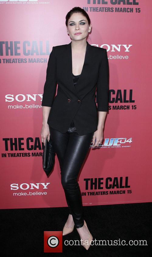 Los Angeles Premiere and The Call 27