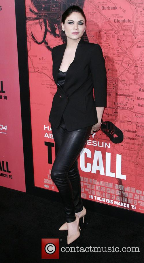 Los Angeles Premiere and The Call 38