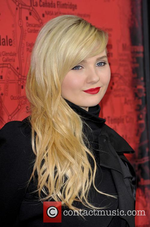 abigail breslin los angeles premiere of the 3541310