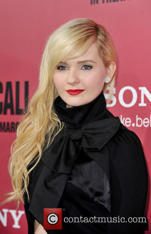 abigail breslin los angeles premiere of the 3541349