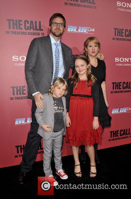 Brad Anderson, Family and The Call 1