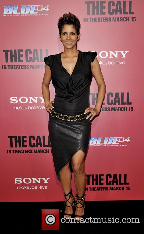 Halle Berry, The Call Premiere