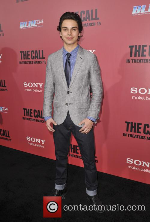 The Call and Jake T Austin 1