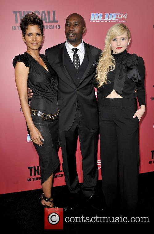Morris Chestnut, Halle Berry and Abigail Breslin 10
