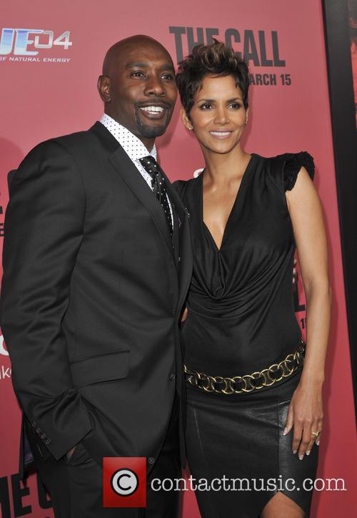 Morris Chestnut and Halle Berry 7