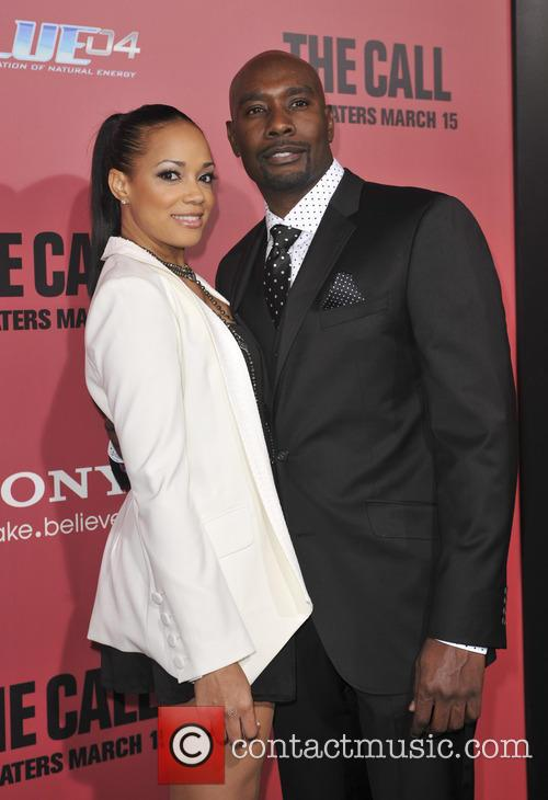 Morris Chestnut Daughter 2013 Picture - morris chestnut andMorris Chestnut Daughter 2013