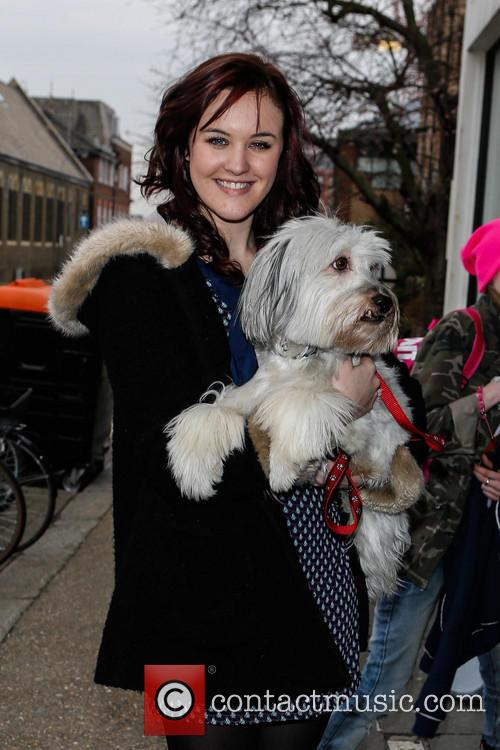 Ashleigh and Pudsey 3