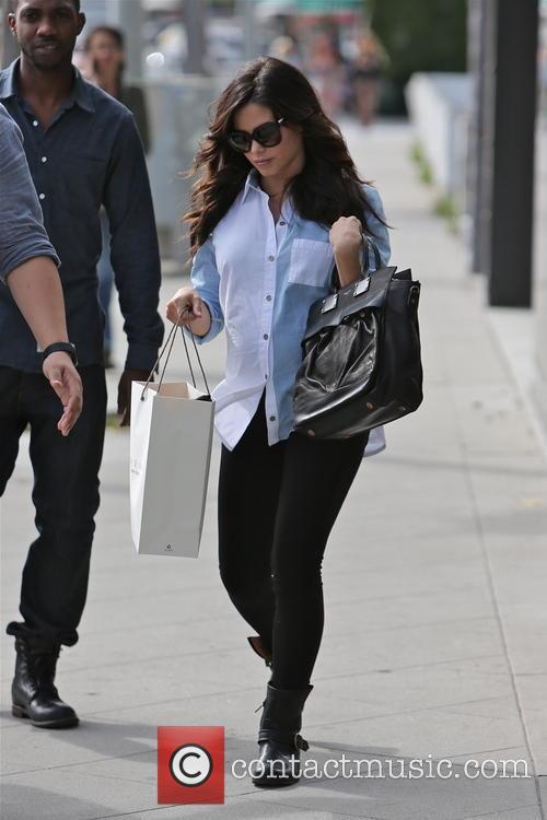 Jenna Dewan-Tatum seen shopping