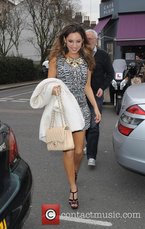 kelly brook kelly brook arriving at the 3542126