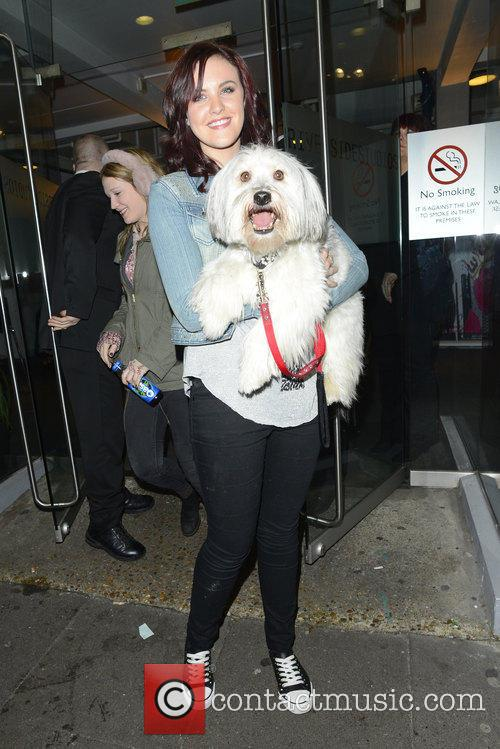 Riverside, Ashleigh Butler and Pudsey 1