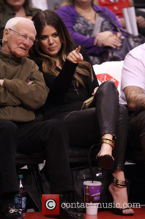 Khloe Kardashian, Staples Center