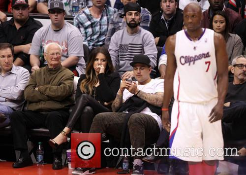 Khloe Kardashian and Rob Kardashian 7