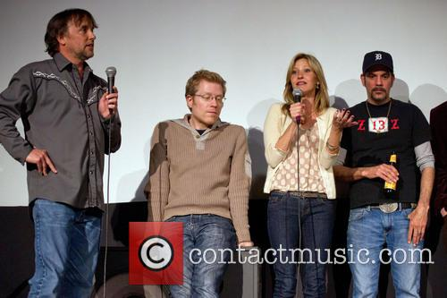 Richard Linklater, Anthony Rapp, Joey Lauren Adams and Nicky Katt