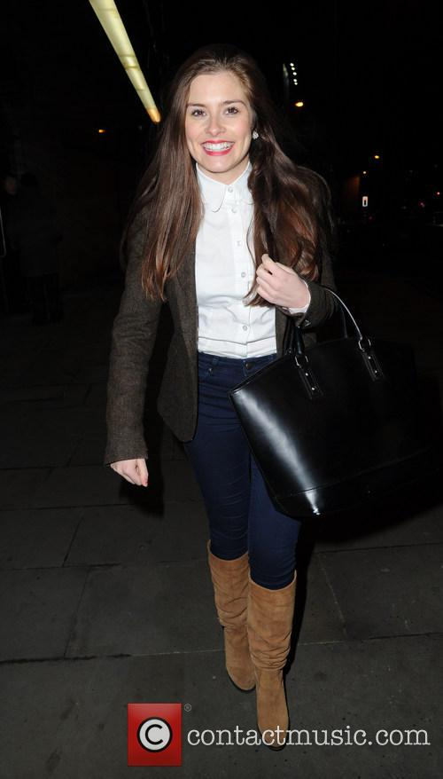 Harvey Nichols and Rachel Shenton 4