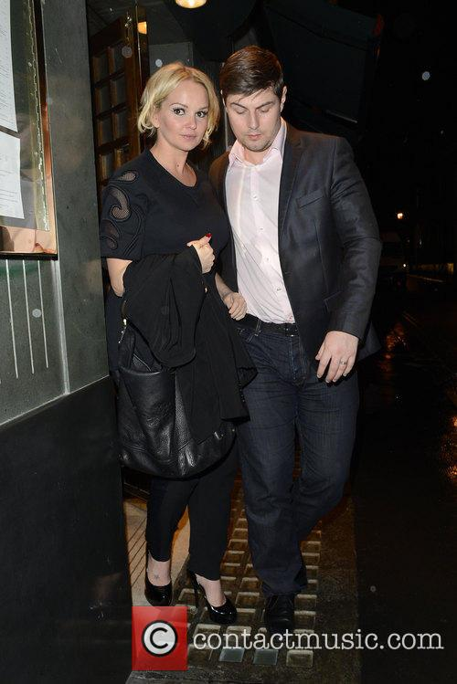 Jennifer Ellison and Robbie Tickle 6