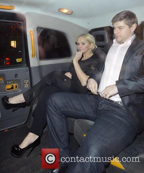 Jennifer Ellison and Robbie Tickle 7