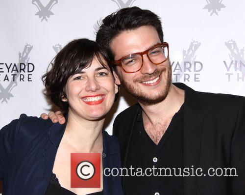 Opening night celebration for 'The North Pool' at...