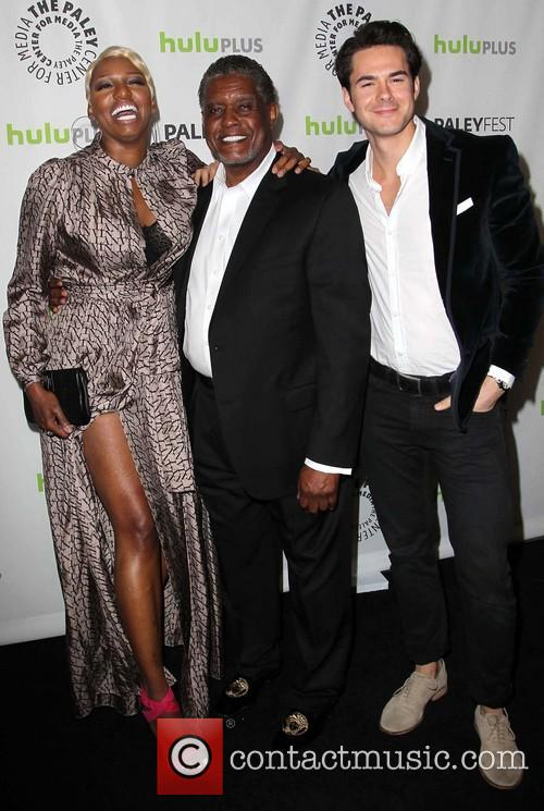 Nene Leakes, Greg Leakes and Jayson Blair 8