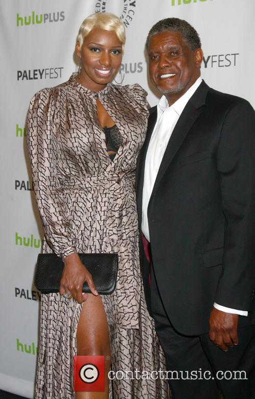 Nene Leakes and Greg Leakes 4