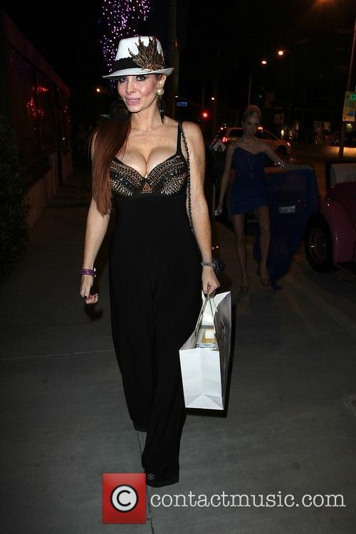 Phoebe Price arrives at Sur Lounge in West...