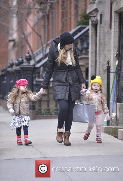 Sarah Jessica Parker, Tabitha Broderick and Marion Broderick 5