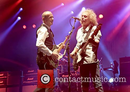Status Quo, Francis Rossi and Alan Lancaster 4