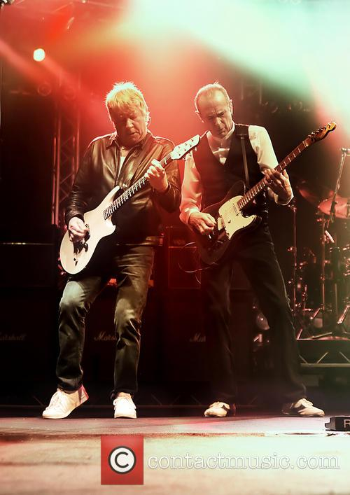 Rick Parfitt and Francis Rossi 2