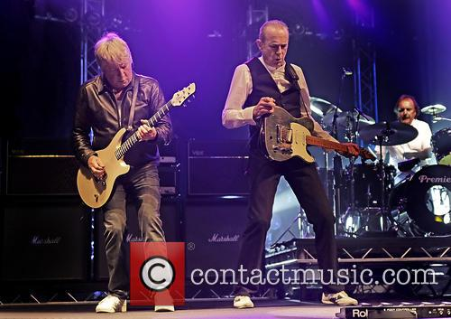 Rick Parfitt and Francis Rossi 5