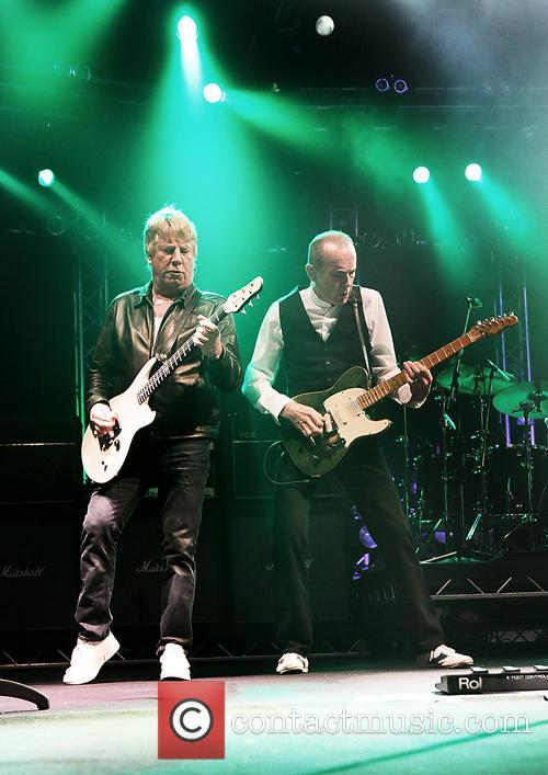 Rick Parfitt and Francis Rossi 1