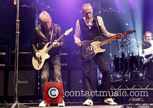 Rick Parfitt and Francis Rossi 7