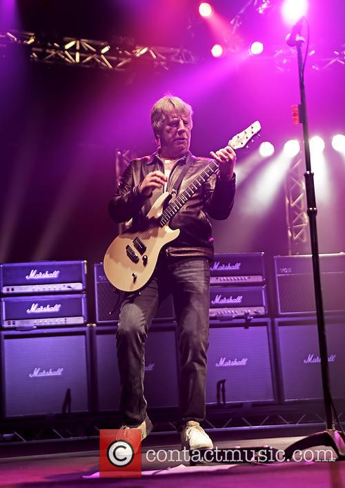 Rick Parfitt, Apollo Manchester
