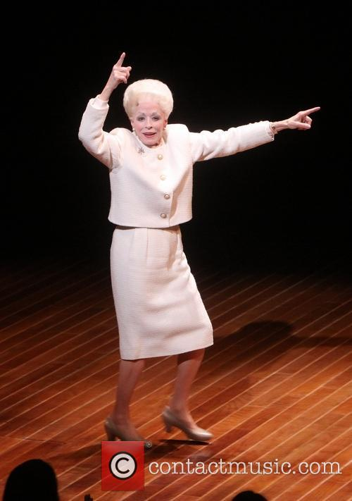 opening night curtain call for ANN