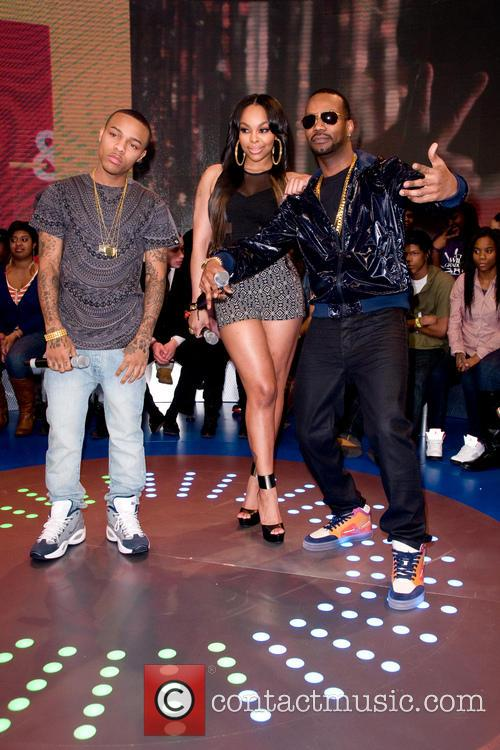 Bow Wow, Paigion and Juicy J 3
