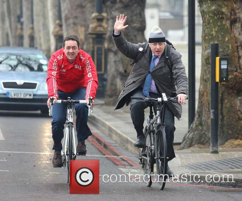 Boris Johnson and Chris Boardman 3