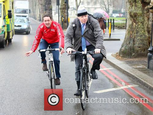 Boris Johnson and Chris Boardman 5