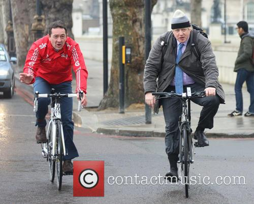 Boris Johnson and Chris Boardman 10