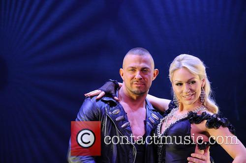 Robin Windsor and Kristina Rihanoff 3