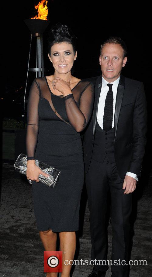 Kym Marsh and Antony Cotton 2