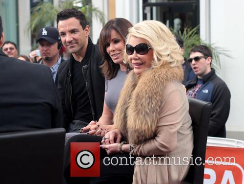 Joan Rivers, Melissa Rivers and George Kotsiopoulos 6