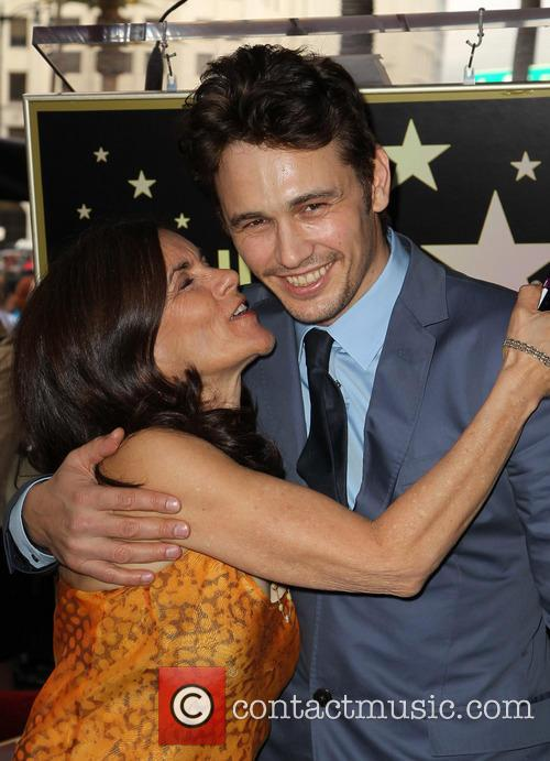 Betsy Franco and James Franco 2