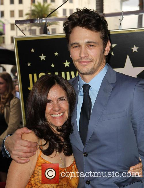 Betsy Franco and James Franco 3