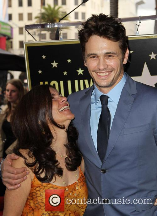 Betsy Franco and James Franco 4