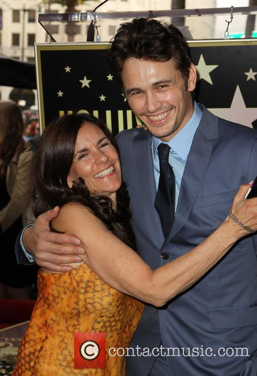 Betsy Franco and James Franco 5