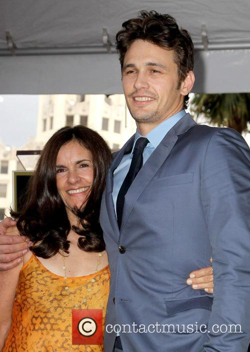 Betsy Franco and James Franco 6