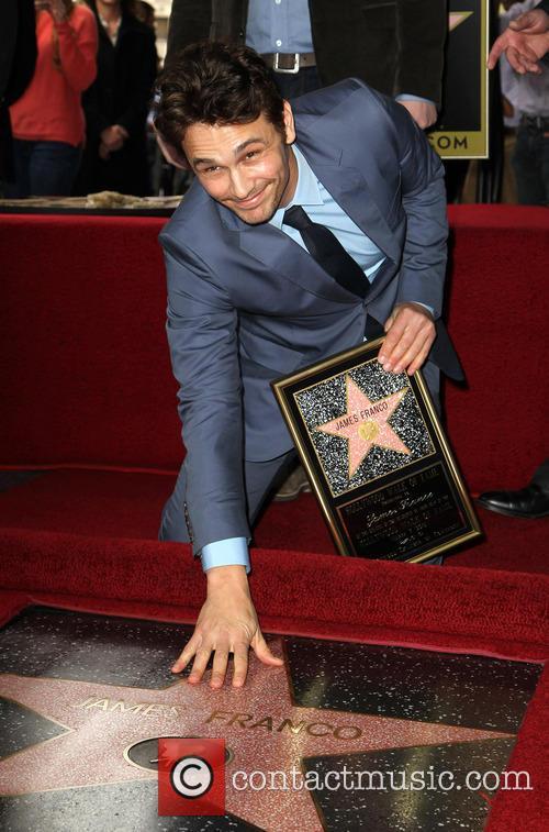 James Franco Hollywood Star