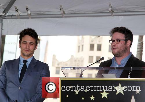 James Franco and Seth Rogen 6