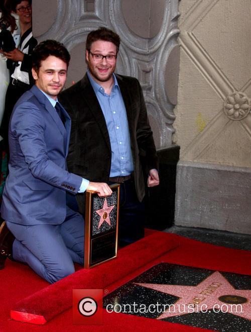 james franco seth rogen james franco hollywood star 3544021