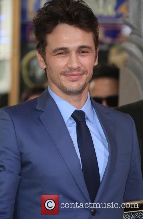 James Franco, Walk of Fame