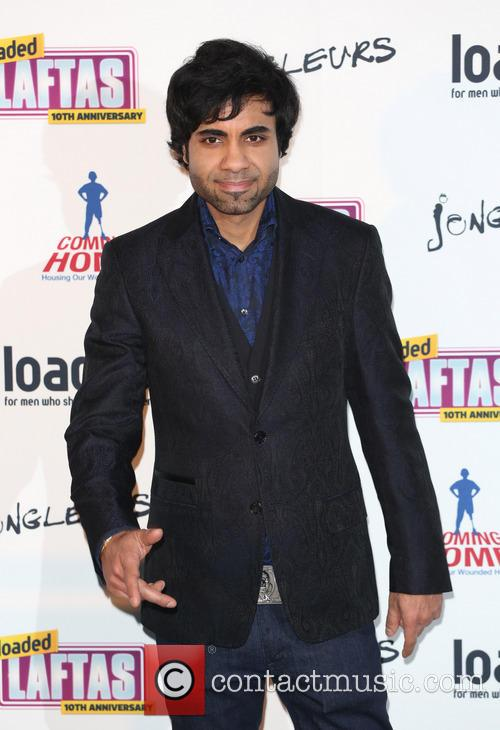 paul chowdhry the loaded laftas awards 2013 3543218